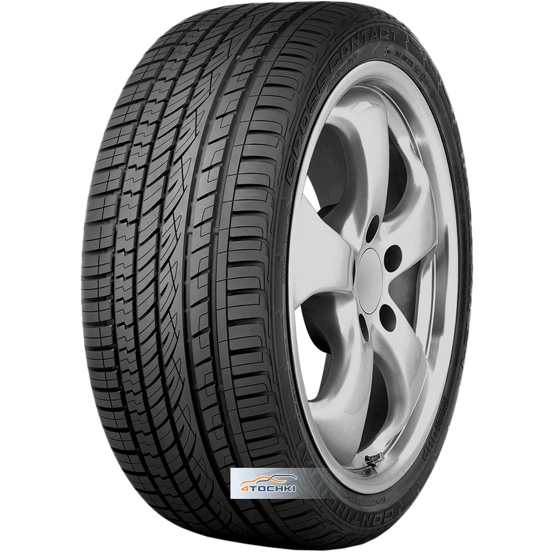 Шины Continental ContiCrossContact UHP 255/55R18 109V XL LR