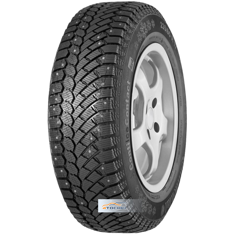 Шины Continental ContiIceContact 4x4 225/70R16 107T XL
