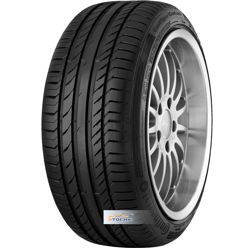 Шины Continental ContiSportContact 5 225/45R17 91W Run on Flat *