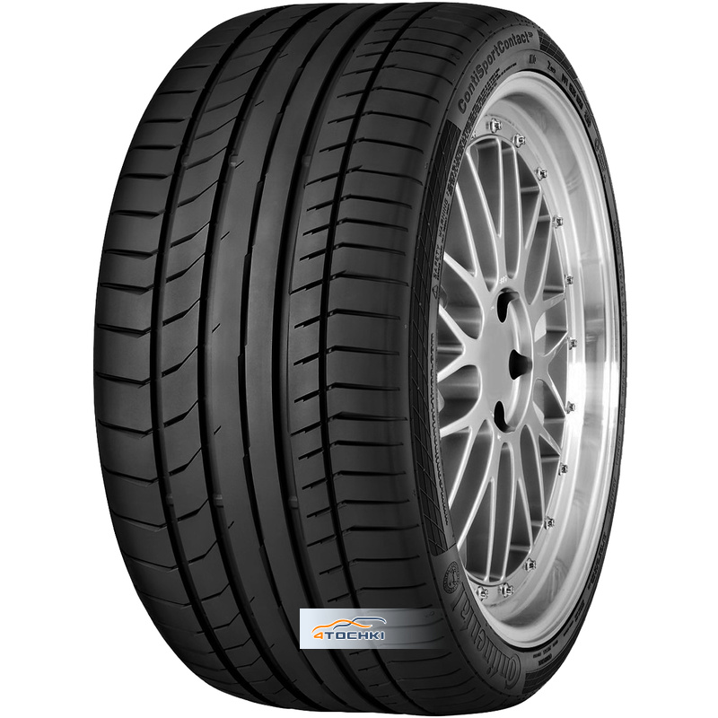 Шины Continental ContiSportContact 5 P 255/35R19 96Y XL Run on Flat MOE