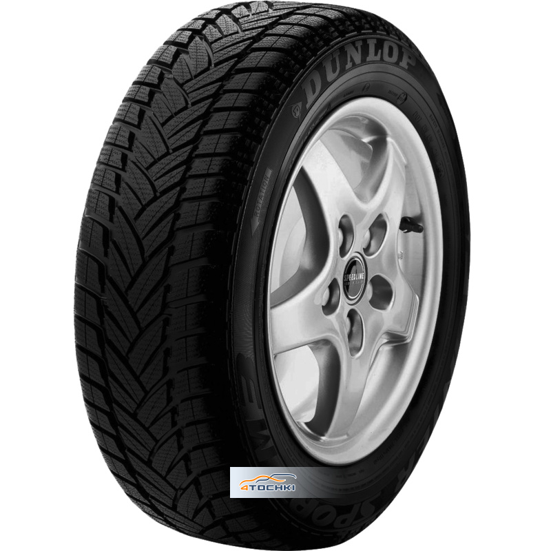 Шины Dunlop SP Winter Sport M3 205/55R16 91H Run on Flat *