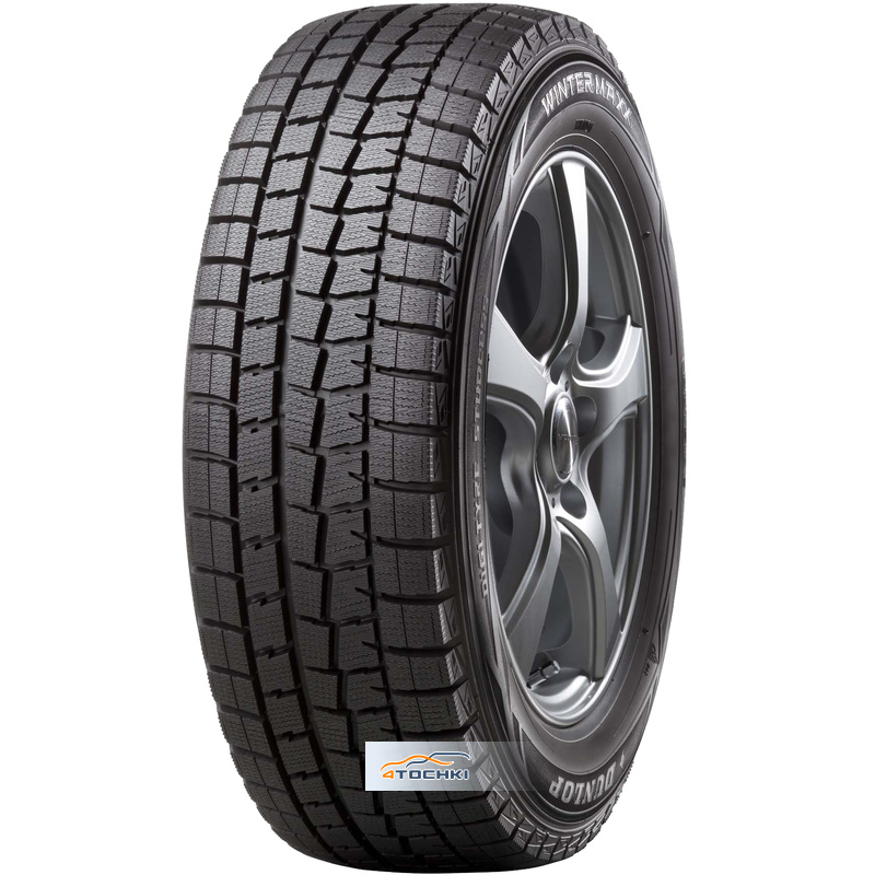 Шины Dunlop JP Winter Maxx WM01 225/55R16 99T