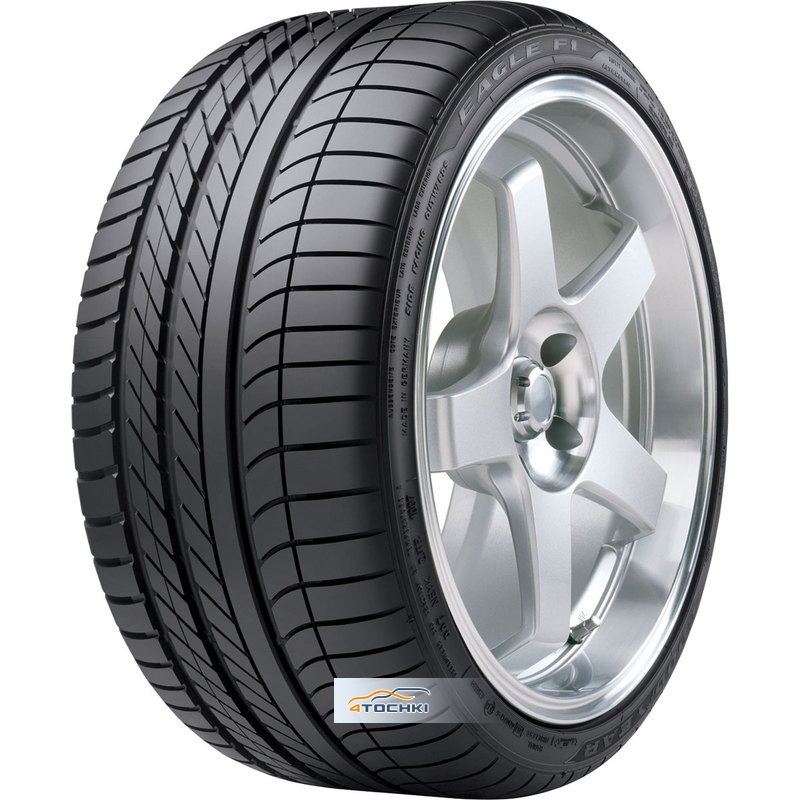 Шины Goodyear Eagle F1 Asymmetric