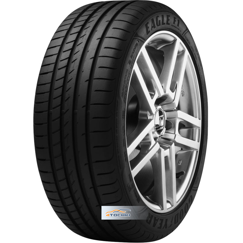 Шины Goodyear Eagle F1 Asymmetric 2 225/45R17 91Y