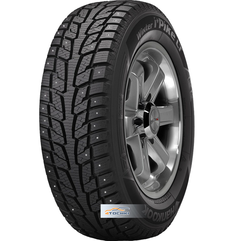 Шины Hankook Winter i*Pike LT RW09 185R14C 102/100R