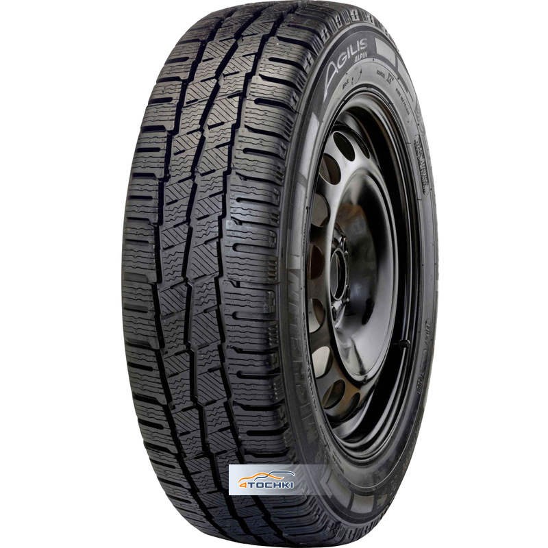 Шины MICHELIN Agilis Alpin 185/75R16C 104/102R