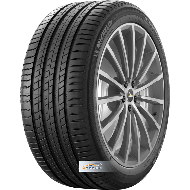 Шины MICHELIN Latitude Sport 3 275/55R17 109V