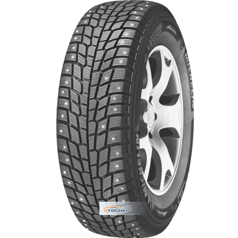 Шины MICHELIN Latitude X-Ice North 235/60R17 102T