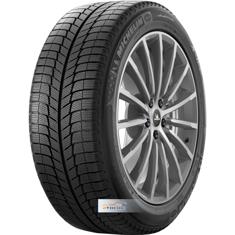 Шины MICHELIN X-Ice XI3 175/70R14 88T XL