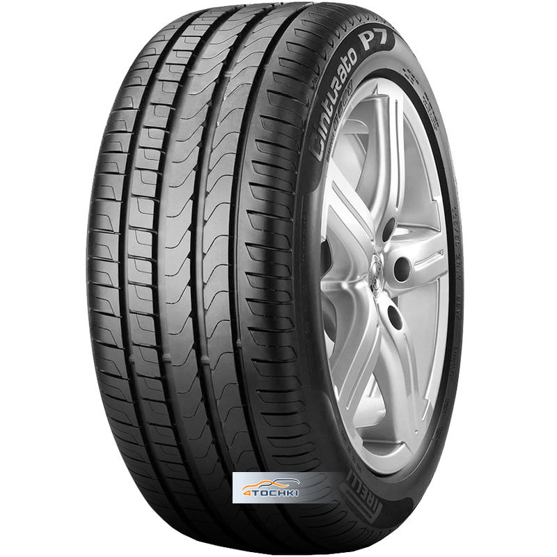 Шины Pirelli Cinturato P7 225/45R17 91V Run on Flat *
