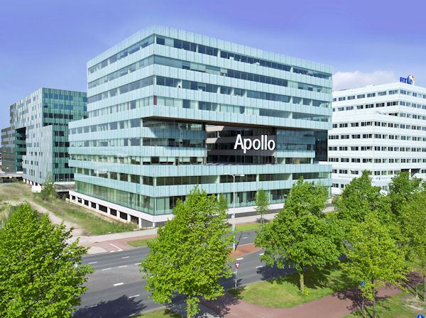 Apollo Vredestein переехала в Apollo House