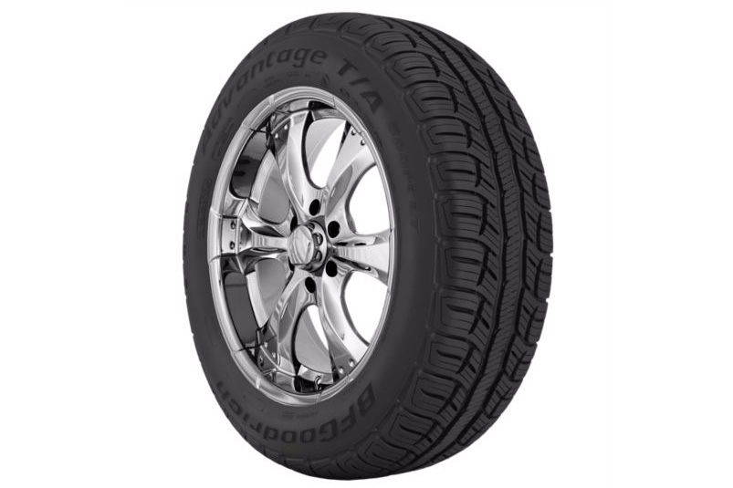 Новая Advantage T/A Sport LT - всепогодность и универсальность от BFGoodrich