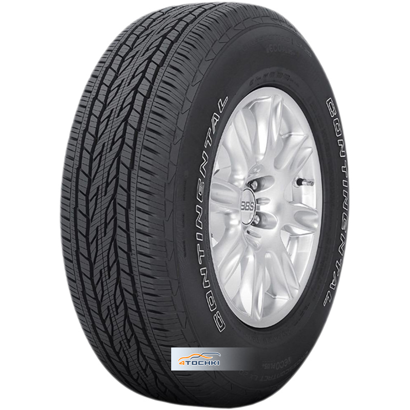 Шины Continental ContiCrossContact LX2 255/65R17 110T