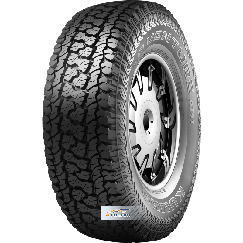 Шины Marshal Road Venture AT51 LT235/75R15 104/101R