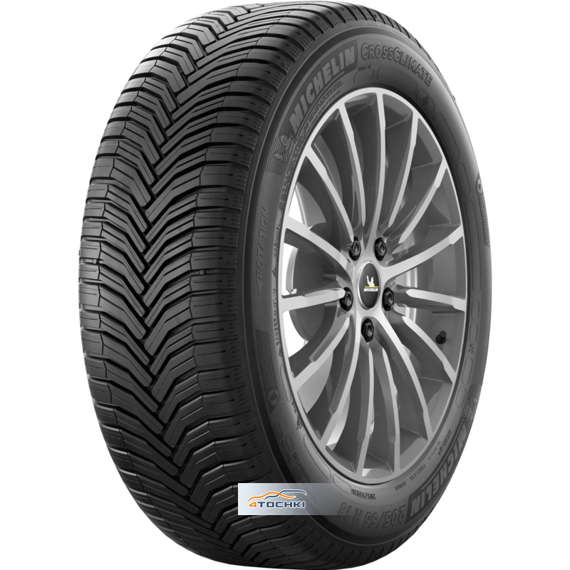 Шины MICHELIN CrossClimate + 225/50R17 98V XL