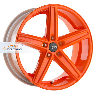 Диски Oxigin 18 Concave Neon Orange 8,5x18/5x112 ЕТ45 D66,6